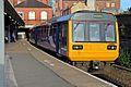 Northern Rail Class 142, 142062, platform 1, Wigan Wallgate railway station (geograph 4512879).jpg