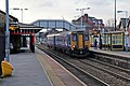 Northern Rail Class 156, 156472, Earlestown railway station (geograph 3818768).jpg