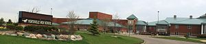 Northville High School - Northville High School