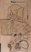 Novi sad map 1805