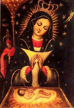 Virgen de la altagracia fotos