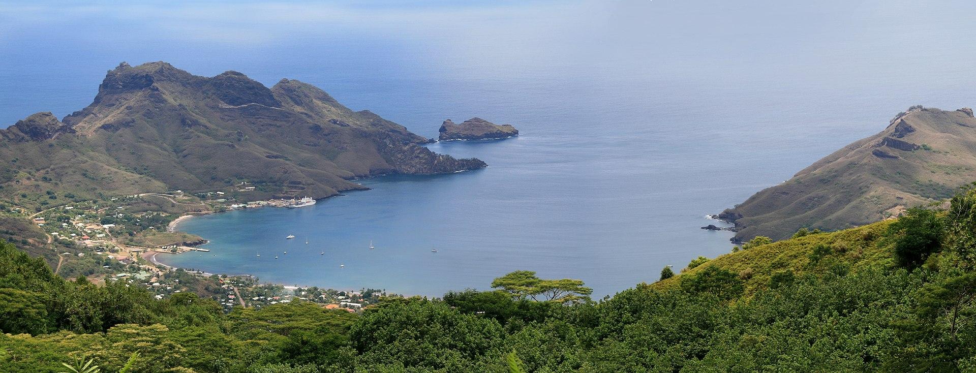 Taiohae Bay, Nuku-Hiva