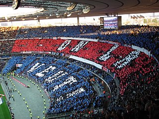Paris Saint-Germain F.C. supporters