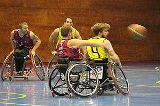 Daniel Rodríguez Martín Spanish wheelchair basketball player