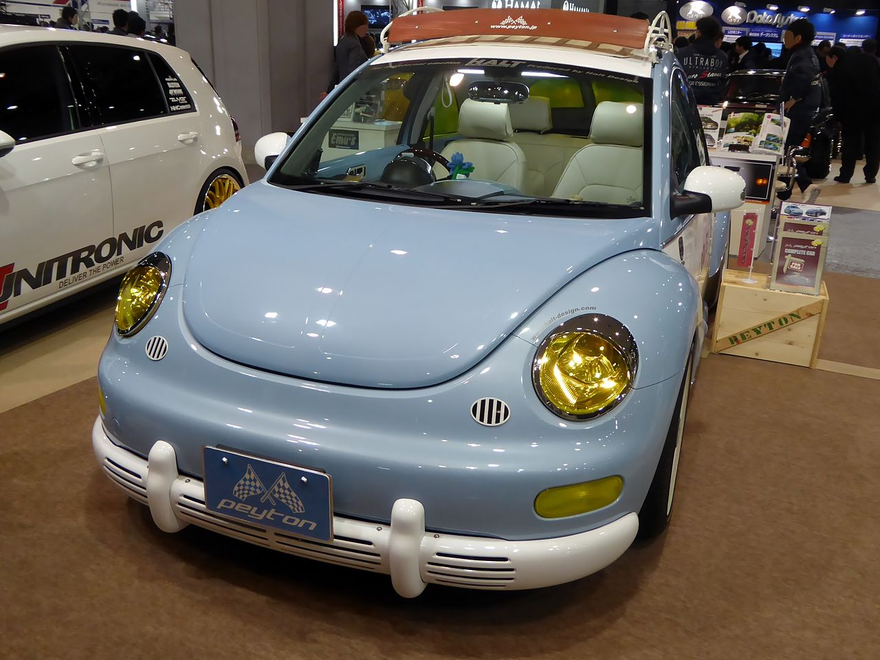 file osaka auto messe 2015 248 volkswagen new beetle. Black Bedroom Furniture Sets. Home Design Ideas