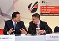 O ΥΠΕΞ Δ. Δρούτσας στο Συνέδριο του Economist (19.5.2011) (5736754886).jpg