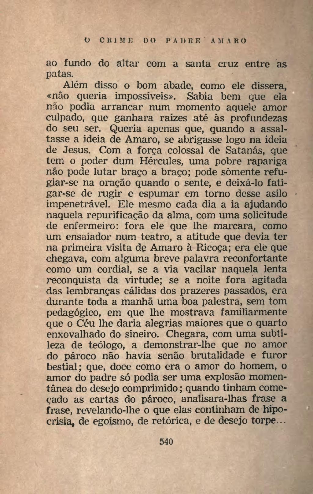 O Crime Do Padre Amaro Pdf