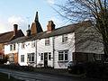 Oast House at Freestones, Maidstone Road, Horsmonden, Kent - geograph.org.uk - 1069118.jpg