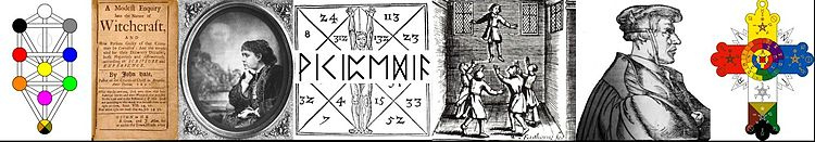 Occult representations