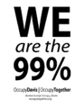 Occupy Davis - We Are the 99%.png
