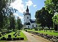 Ockelbo kyrka med byggnadställningar 3571.jpg