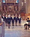 Octo Puellae sjunger i Domkyrkan, Skara.jpg