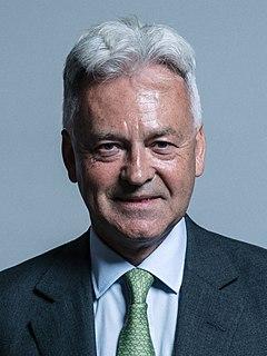 Alan Duncan British Conservative politician