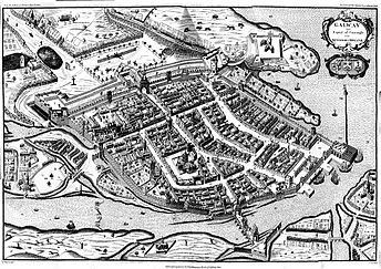 O And F Galway The heavily fortified city of Galway in 1651. It was the last Irish ...
