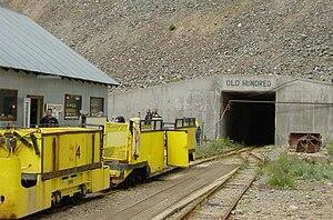 Old Hundred Gold Mine - Image: Old Hundred 3