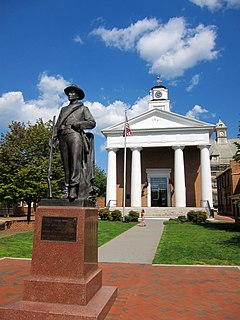 Frederick County Courthouse