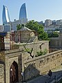 Old Town Street Scene - Baku - Azerbaijan - 06 (17713729450).jpg