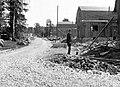 Olovslundsvägen från Kojgränd, 1927.jpg