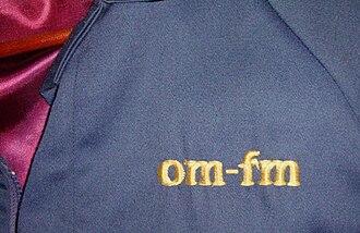 CIMX-FM - Image: Om Fm Jacket Front