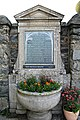 One of two war memorial tablets at St Martins Church (geograph 4999553).jpg