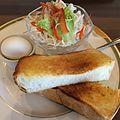 Ontbijt in het restaurantje Two Heart in Akashi, -2 mei 2016 a.jpg