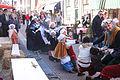 Ook de vrouw was in de 16de eeuw sportief 1 april feest Brielle.jpg