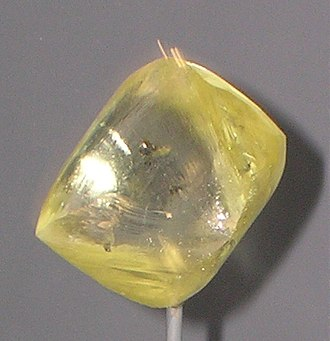 Oppenheimer Diamond - Image: Oppenheimer Diamond 03 (cropped)
