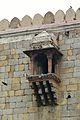 Oriel Window - Rear Southern Side - Qila-e-Kuhna Masjid - Old Fort - New Delhi 2014-05-13 2782.JPG