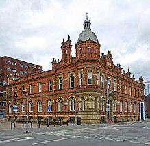 Manchester Metropolitan University Wikipedia