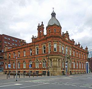 Manchester Metropolitan University - Ormond Building