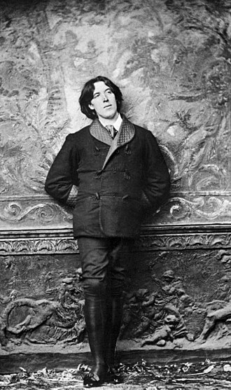 Napoleon Sarony - Image: Oscar Wilde by Napoleon Sarony
