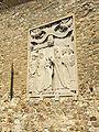 Ostřihom, kamenný reliéf.JPG