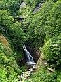 Otagiri River (Niigata) Fudo Falls 2.jpg