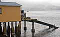 Otago Peninsula boat sheds series 6, 28 Aug. 2010 - Flickr - PhillipC (1).jpg