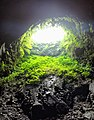 Other hole from the trench To Sua Ocean Trench Samoa.jpg