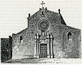 Otranto facciata della cattedrale xilografia.jpg