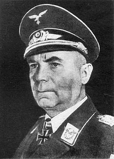 Otto Deßloch Luftwaffe general