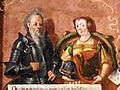 Otto I and his wife.jpg