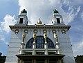 Otto Wagner Kirche, Wien - Othmar Schimkowitz Engel (2).jpg