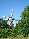 oud-zevenaar (gld-nl) draaiende molen de hoop