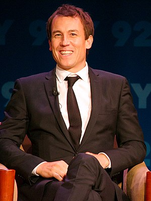 Tobias Menzies - Menzies at the Outlander premiere in New York