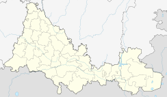 Orenburg is located in Orenburg Oblast