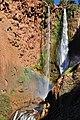 Ouzoud waterfalls and rainbow.jpg