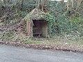 Overgrown Bus Shelter - geograph.org.uk - 682611.jpg