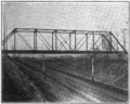 Overhead bridge on the Groton & Stonington Street Railway, east of Poquonnock, Conn.png