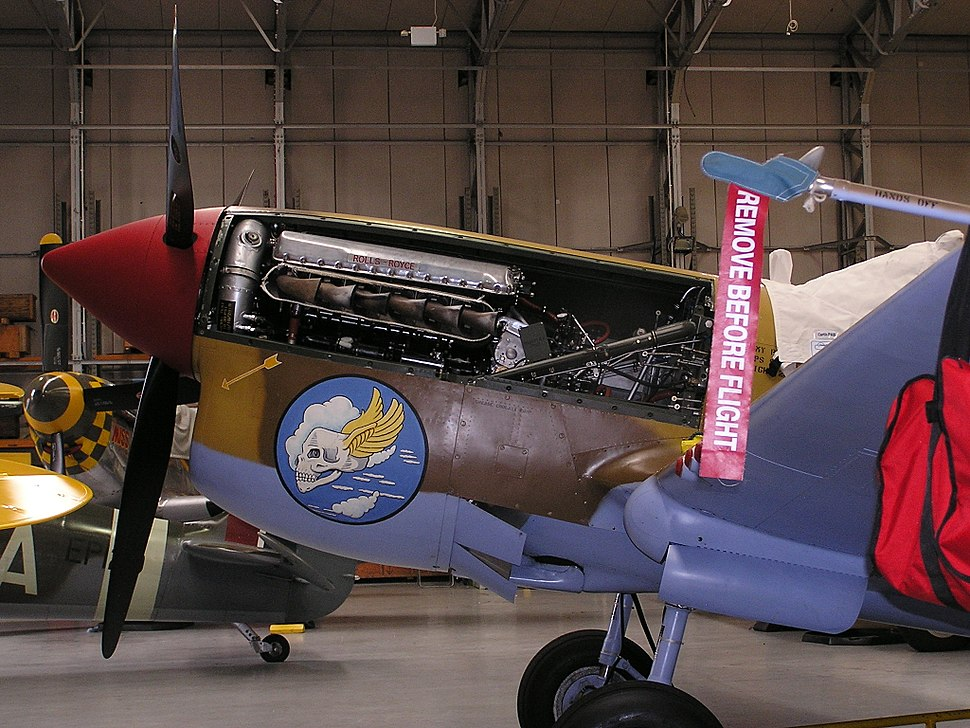 P40F Merlin