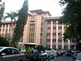 Pune Municipal Corporation - Administrative headquarters of PMC