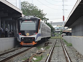 PNR Metro Commuter Line Commuter rail line operated by the Philippine National Railways