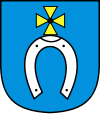 Coat of arms of Gmina Lutowiska
