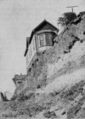 PSM V88 D045 House hanging on the cliff in san pedro california.png